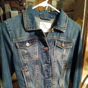 Other - Aeropostal Blue Jean Jacket